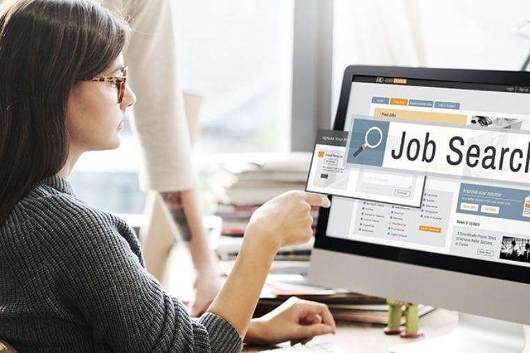 búsqueda de trabajo online
